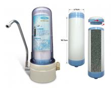 Single tube SGS negative ion water purifier
